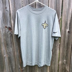 Nike Dri Fit New Orleans Saint Shirt